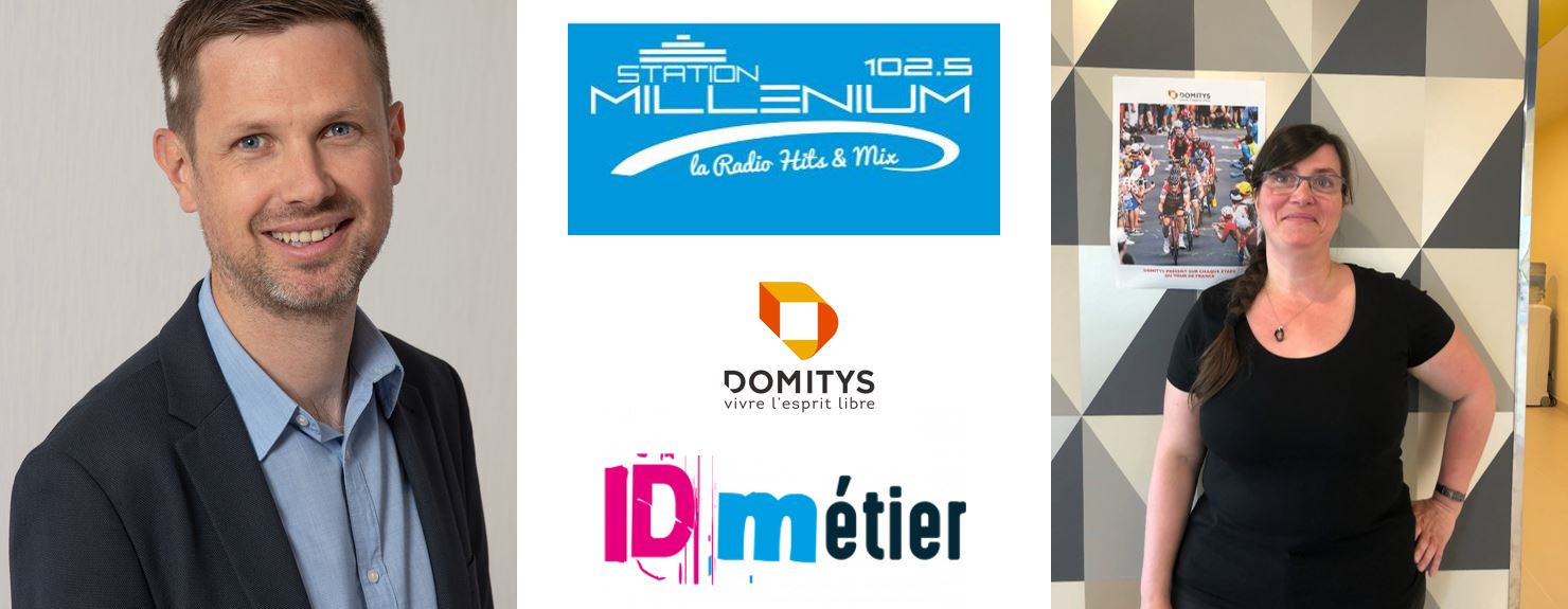 Interview Radio Millenium : Micheline, Agent de service ménage